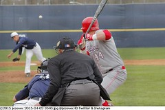 2015-04-03 1040 College Baseball - St John's Red Storm @ Butler University Bulldogs (Badger 23 / jezevec) Tags: game college sports photo athletics university image baseball università picture player colegio athlete redstorm spor universiteit esporte bulldogs 1000 collegiate universidade faculdade atletismo basebal honkbal kolehiyo hochschule béisbol laro butleruniversity atletiek kolej collège stjohnsuniversity athlétisme leichtathletik olahraga atletica urheilu yleisurheilu atletika collegio besbol atletik sporter friidrett спорт bejsbol kollegio beisbols palakasan bejzbol спорты sportovní kolledž pesapall beisbuols hornabóltur bejzbal beisbolas beysbol atletyka lúthchleasaíocht atlētika riadha kollec bezbòl 20150403