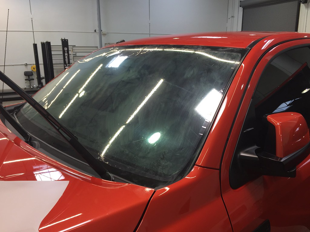 2015 Toyota Tundra Clear Paint Protection Film