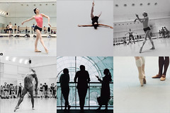 #ROHWoolf Instameet: Exclusive pictures offer glimpse into rehearsals of Wayne McGregor's <em>Woolf Works</em>