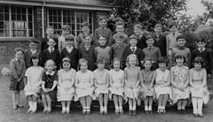 School photo time (theirhistory) Tags: uk school girls pee boys socks kids children shoes dress pants sandals skirt class junior trousers shorts form primary peeing wetting