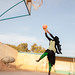 Dunking Muslim girl in Somaliland