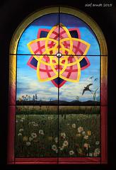 chapel window_ (2) (seanavigatorsson) Tags: travel window architecture germany fenster chapel architektur schwarzwald blackforest kapelle sassbachwalden spinnerhof