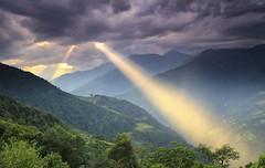 Let There Be Light (craigkass) Tags: travel nepal trekking hiking himalaya makalu makalubarunnationalpark seduwa