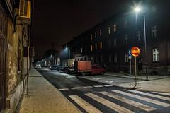 witochowice (nightmareck) Tags: night lights poland polska led handheld fujifilm silesia xe1 owietlenie lskie witochowice grnylsk xf1855mm ledowe