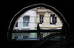 mirrors (geetakesphotos) Tags: urban selfportrait london canon dark photography shadows streetphotography charingcross sillhouette selfie