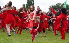 Wuthering Heights (McTumshie) Tags: england london dance dancing unitedkingdom performance katebush lambeth brockwellpark wutheringheights londonist lambethcountryfair shambush shambush dayofwuthering 16july2016