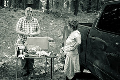 Lynette's Kitchen _4239 (hkoons) Tags: aspen group jackson meadow reservoir peace corps spring unit tahoe national forest 2016 sierra sierras campout mountians recreation rpcv