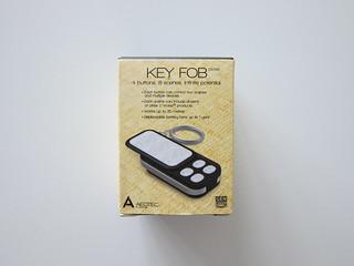 Aeon Labs Aeotec Z-Wave Key Fob Remote
