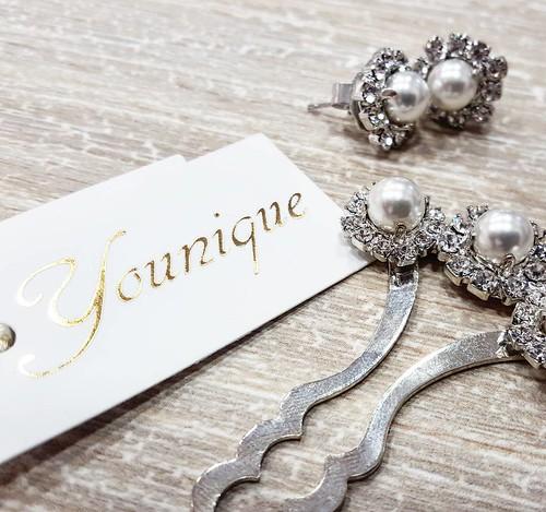 Ancora personalizzazioni per i vostri matrimoni Linea #wedding #accessori #personalizzati #madeinitaly #handmade #collane #bracciali #spille #orecchini #earrings #accessoricapelli #aversa #showroom #store #artigianale #instafashion #instagramers #picofthe