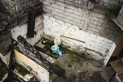 Lavabo (Birdyphage) Tags: film ecuador kodak portra banos lavabo nikkormat americadelsur