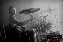Stonehenge, Steenwijk 30-7-2016-9043logo (DarknightJo_Photography) Tags: steenwijk izegrim stonehenge metal concert festival death female singer grunt marloes jeroen ivo bart 2016
