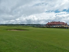 Royal Portrush Dunluce #18 y pitch from left side of fairway 512 (tewiespix) Tags: ireland golfcourse northernireland portrush golfclub dunluce royalportrush