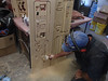 05 Dusting Off Head Parts (thorssoli) Tags: schick hydro robotrazor razor sdcc comiccon sandiego conx entertainmentweekly costume suit prop replica hydrorescue schickhydro