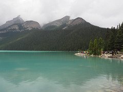 Lake Louise, Alberta (Wendy Cooper) Tags: 2016 lakelouise alberta banffnationalpark