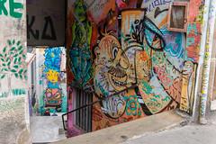 Street Art in Valparaiso, Chile (takasphoto.com) Tags: america americas américadelsur art arturbain arte artecallejero arteurbano arteurbana ascensor cablecar chile chili earth elmercuriodevalparaíso gatekunst gatufotografi gatukonst graffiti graffito inca juanbautistapastene juandesaavedra katutaide kuns kunst lajoyadelpacífico latinamerica littlesanfrancisco mapuche metropolitanarea mural nghệthuật pacificocean pequeñalondres photographiederue photography port portcity puerto seaport southamerica southernhemisphere strasenfotografie streetart streetphotography thejewelofthepacific turismo unescoworldheritagesite valledelparaíso valparaiso valparaíso valpo visualart westernhemisphere world