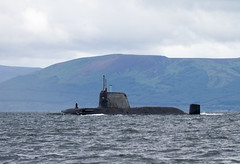 HMS Artful (Chris Hawkes) Tags: freebird freebirdoflargs firthofclyde cruising ardent hmsardent submarine astute astuteclass
