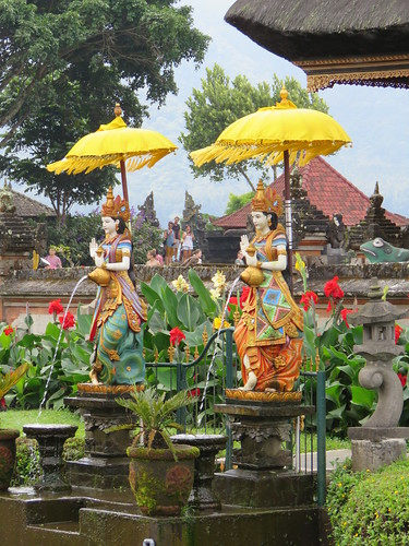 Pura Ulun Danu Bratan - Bali 2016