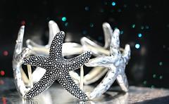 Five Stars, Cinq toiles (Macro Mondays) (francepar95) Tags: macromondaysstars toiles cinqtoiles ronde mouvement bokeh stars fivestars movement round danse starsdance hmm