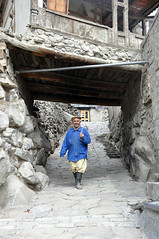 Old Street of Hunza Valley (Furqan LW) Tags: people peoplephotography history old hunza hunzavalley human house traditional travel photography portrait nature naturephotography naturallight