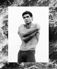 Photo Shoot : Nick Manousos (jkc.photos) Tags: man male swimmer speedo physique