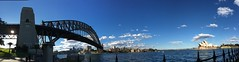 The Sydney Harbour Bridge & The Sydney Opera House. #ShotOniPhone6s #FridayAfternoon (stanford1028) Tags: shotoniphone6s fridayafternoon