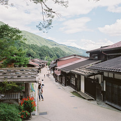 R1-56 -  (redefined0307) Tags:        japan travel nagano narai zenzabronicas2 zenzabronica bronicas2 fujifilmpro400h mediumformat