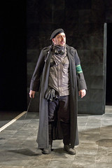 Macduff--military dress look