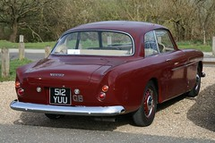 1959 Bristol 406 (davocano) Tags: brooklands 512yuu mgerabrooklands2015