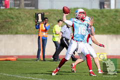"RFL15 Assindia Cardinals vs. Bonn GameCocks 12.04.2015 065.jpg • <a style=""font-size:0.8em;"" href=""http://www.flickr.com/photos/64442770@N03/16939660589/"" target=""_blank"">View on Flickr</a>"