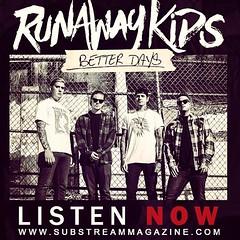 Check out @rjshankledrums in the new release from @runawaykidsofficial!                             http://substreammagazine.com/2015/04/exclusive-runaway-kids-lyric-video/.              .......                                  Had a lot fun on this sessi