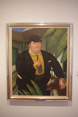 Botero Museum, Bogotá, Colombia (ARNAUD_Z_VOYAGE) Tags: street city people urban cloud mountain mountains color colour building art church colors beautiful car clouds america landscape dc site amazing colombia bogota colours view action altitude bogotá south capital centro central cities athens american huge region department metropolitan largest active centrale municipality the locality agglomeration sumapaz