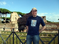 """Me and Roman stadium • <a style=""""font-size:0.8em;"""" href=""""http://www.flickr.com/photos/41849531@N04/17369583581/"""" target=""""_blank"""">View on Flickr</a>"""