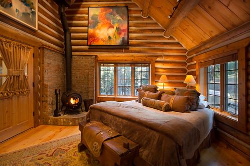 Triple Creek Ranch, Chipmunk Cabin