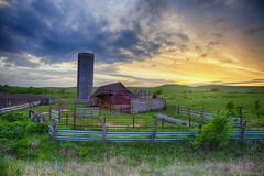 Wreck and Ruin (Kansas Poetry (Patrick)) Tags: abandoned hill kansas flint flinthills patrickemerson patricklovesnancy
