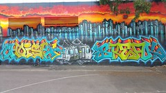 Choise & Break... (colourourcity) Tags: break metro awesome melbourne production dope ac themet afp fss msa offthehook wca choise melbournegraffiti flinderstreetstation melbournestreetart burncity colourourcity choisewca colourourcitymelburn choise1