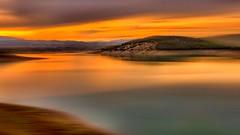 _Silence speaks sunset_ (* landscape photographer *) Tags: italy lago europe tramonto valle colori paesaggio maggio lucania 2015 nikond90 salvyitaly