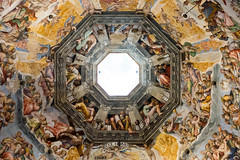 Florence Cathedral - Inner Dome (Vluargh) Tags: florence firenze vasari santamariadelfiore thelastjudgement giudiziouniversale