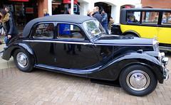 Riley, Stratford-upon-Avon Festival of Motoring 2016. (Roly-sisaphus) Tags: uk greatbritain england cars unitedkingdom gb warwickshire automobiles stratforduponavon midlands festivalofmotoring nikond802016dsc0588