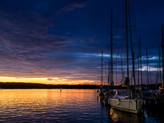 P7160082 (Rebecca_Wilton) Tags: sunset summer water europe croatia omd adriaticsea pula istria em1 2016 zuikodigital1260mm