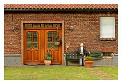Stil mit Stiel (Babaou) Tags: deutschland germany nrw niederrhein rural architecture architektur dxo
