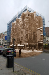 Dale Street, 1907 in 2016 (Keithjones84) Tags: liverpool oldliverpool thenandnow rephotography merseyside architecture history