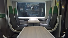 First Class area in 387/2 (Sparkyscrum) Tags: 387 3871 class387 bombardier gwr greatwesternrailway