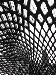 Architecture Architecture_collection Modern Modern Architecture Urbanphotography Urban Landscape Urban Geometry Pattern, Texture, Shape And Form Pattern Curves And Lines Building Exterior Skeleton Web Perspective Blackandwhite Monochrome Blackandwhite Pho (Eugene Kong) Tags: architecture architecturecollection modern modernarchitecture urbanphotography urbanlandscape urbangeometry pattern texture shapeandform curvesandlines building exterior skeleton web perspective blackandwhite monochrome blackandwhitephotography eye4photography composition showcasejuly shapesandforms construction design illusion