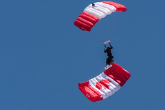 Quinte International Air Show 2016 (Rick 2025) Tags: sky airshow trenton 2016 parachuteteam quinteinternationalairshow