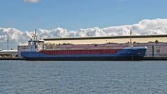 Hendrik-S (NL) (Kay Bea Chisholm) Tags: dutch ship vessel birkenhead hendriks generalcargo eastfloatquay