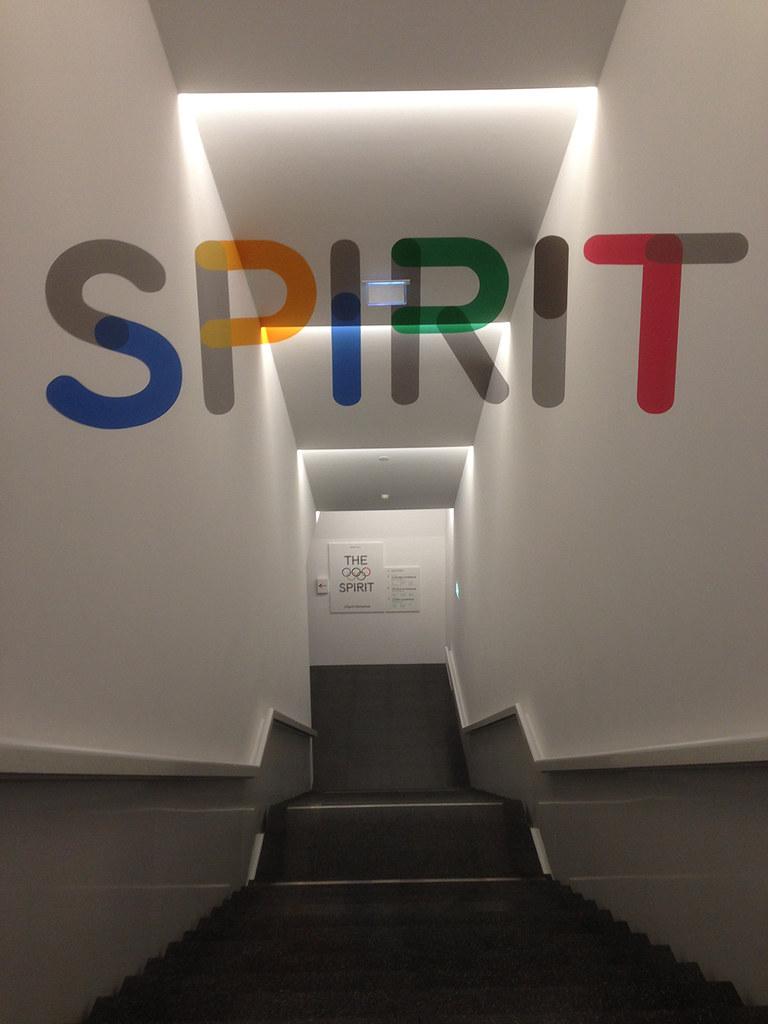 Museu Olímpico em Lausanne 16