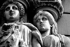 larmes/lacrime/tears (Ecinquantotto (+ 940.000..Grazie)) Tags: bw espaa art architecture blackwhite nikon arte bn dreams architettura marmo lacrime chiese d3000 nikond3000