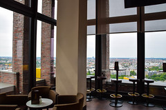 A bar with a view (Maria Eklind) Tags: city berlin architecture bar germany de deutschland restaurant view fromabove potsdamerplatz tyskland euorpe berlinview panormapunkt