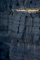 Tavertet (Aicbon) Tags: people naturaleza mountains verde nature forest canon landscape gente sau 7d catalunya torna gent muntanya barranco montañas bosc tavertet barranc 100400 guilleries serrallonga