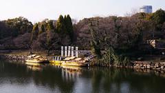 (aelx911) Tags: city japan river landscape boat cityscape sony osaka carlzeiss nex6 fe35mm fe35mmf14